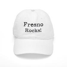 Fresno rocks Baseball Cap