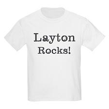 Layton rocks T-Shirt