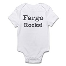Fargo rocks Infant Bodysuit