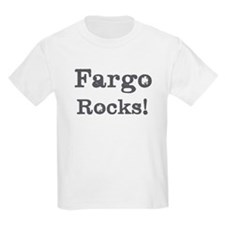 Fargo rocks T-Shirt