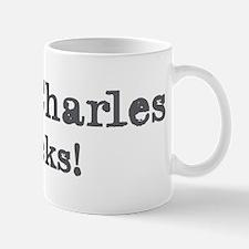 Lake Charles rocks Mug