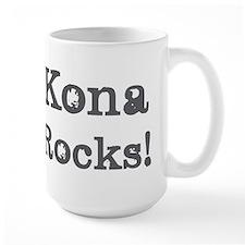 Kona rocks Mug