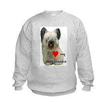 SKYE TERRIER LOVE Sweatshirt