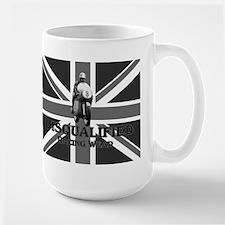 Disqualified Racing Large Mug