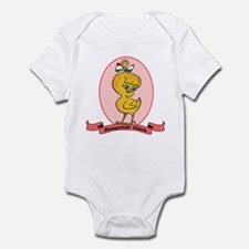 Hungarian Chick Infant Bodysuit