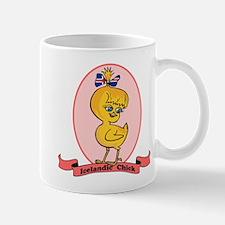 Icelandic Chick Mug