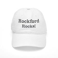 Rockford rocks Baseball Cap