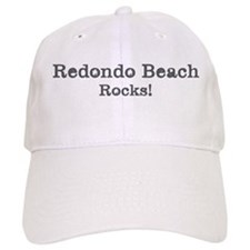 Redondo Beach rocks Baseball Cap