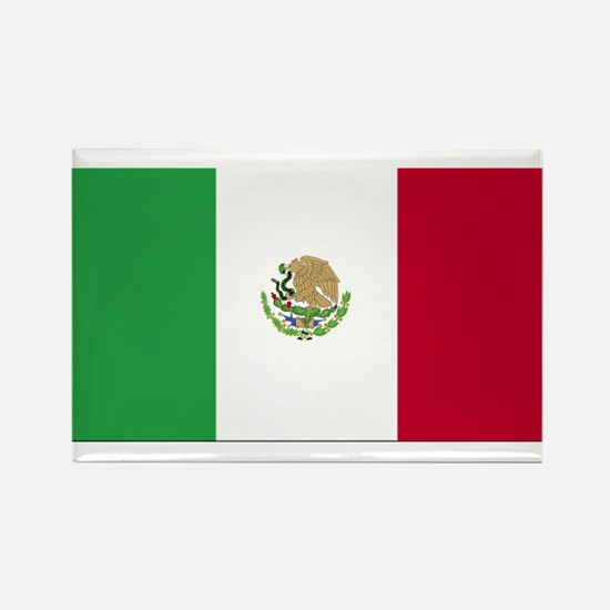 Mexico Rectangle Magnet
