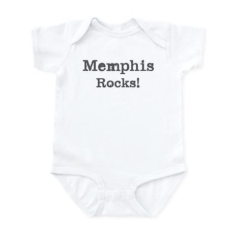 Memphis rocks Infant Bodysuit