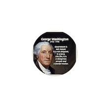 Politics: George Washington Mini Button