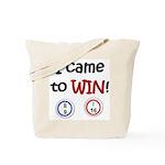 Came to Win! Bingo Tote Bag