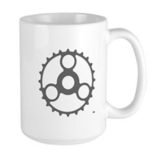 Trinity Chainring by rhp3 Mug