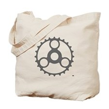 Trinity Chainring by rhp3 Tote Bag