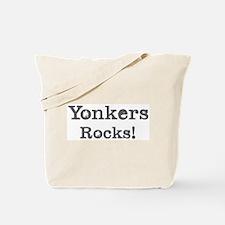 Yonkers rocks Tote Bag