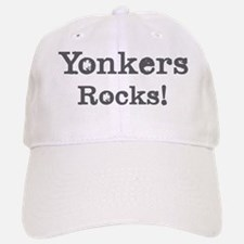 Yonkers rocks Baseball Baseball Cap