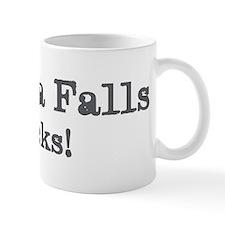 Wichita Falls rocks Mug