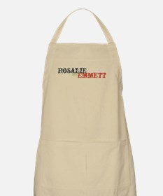 Rosalie and Emmett BBQ Apron