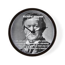 Musician Richard Wagner Wall Clock
