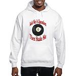 Eight Ball Question Hooded Sweatshirt