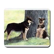 Sara and Boyd Mousepad