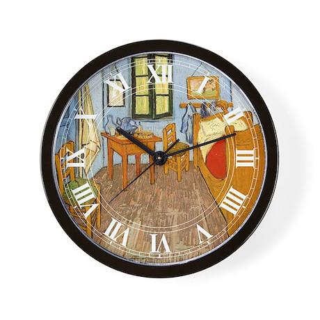 Van Gogh Room Wall Clock