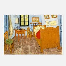 Van Gogh Room Postcards (Package of 8)