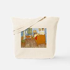 Van Gogh Room Tote Bag