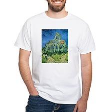 Van Gogh Church Shirt