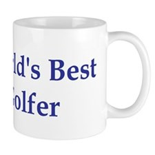 World's Best Golfer - Mug