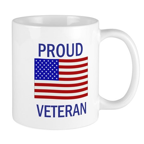 Proud Veteran Mug