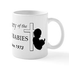 Pro Life - In Loving Memory Small Mug