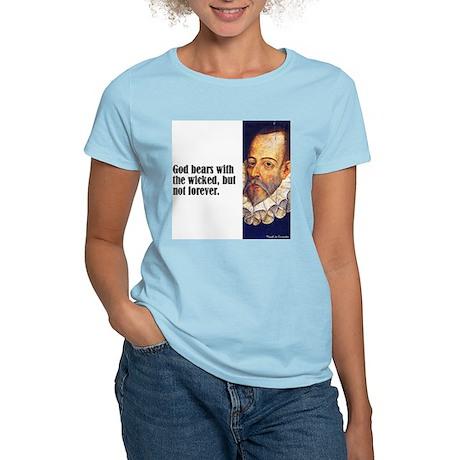"Cervantes ""God Bears"" Women's Light T-Shirt"