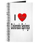 I Love Colorado Springs Journal
