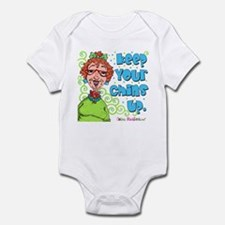 Keep Your Chins Up! Infant Bodysuit