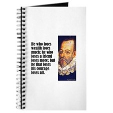 "Cervantes ""Who Loses"" Journal"