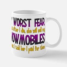 Cheap Snowmobiles Mug