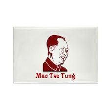 Mao Tse Tung Rectangle Magnet