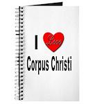 I Love Corpus Christi Journal