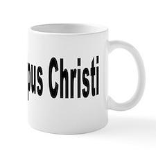 I Love Corpus Christi Mug