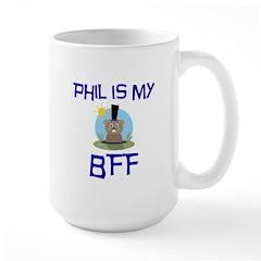 Phil BFF Groundhog Day Mug