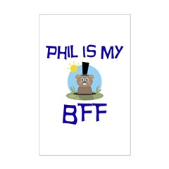 Phil BFF Groundhog Day Posters