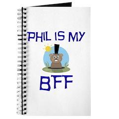 Phil BFF Groundhog Day Journal