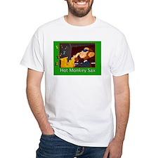 Hot Monkey Sax Shirt