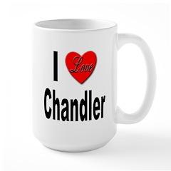 I Love Chandler Mug