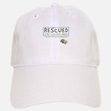 Rescued is my Favourite Breed Baseball Baseball Cap