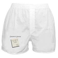 Unique Yule Boxer Shorts