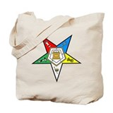Eastern star Canvas Bags