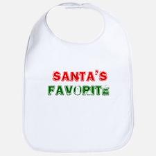 Santa's Favorite Bib