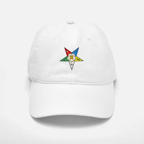 Eastern Star Baseball Baseball Cap